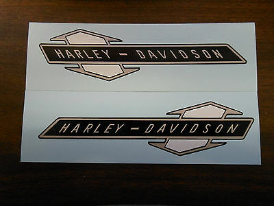 New Harley FL XLCH,Sprint,Topper Oil Tank Decal 62535-61A Water Slide XLH FLH