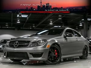 2014 Mercedes-Benz C63 AMG|EDITION 507|DISTRONIC|FULLY LOADED