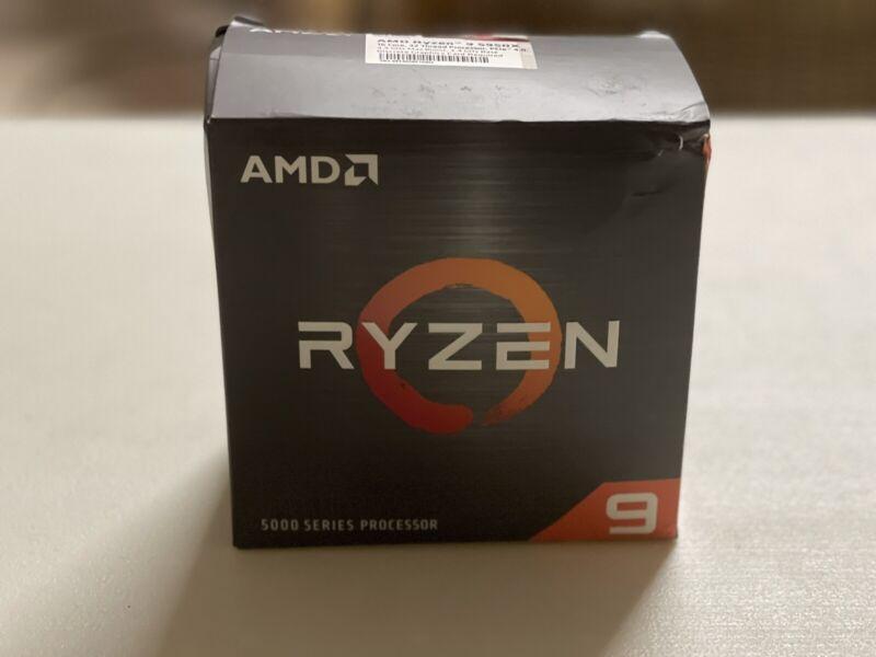 AMD Ryzen 9 5950X 16-core & 32-thread Desktop Processor 2DAY FEDEX