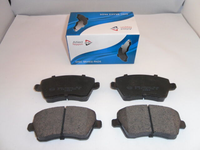 Front Brake Pads To Fit Nissan Micra K12 Note Tiida 2002-Onwards *OE QUALITY*