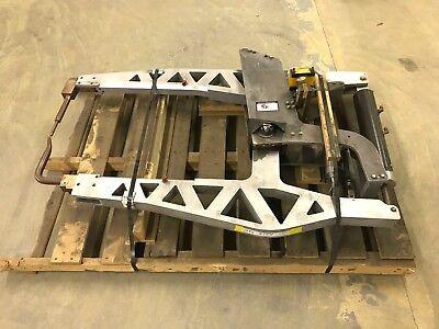 Tg Systems Gts 2154 Weld Gun Robot Welder Resistance Welding Robotic Spot Wld