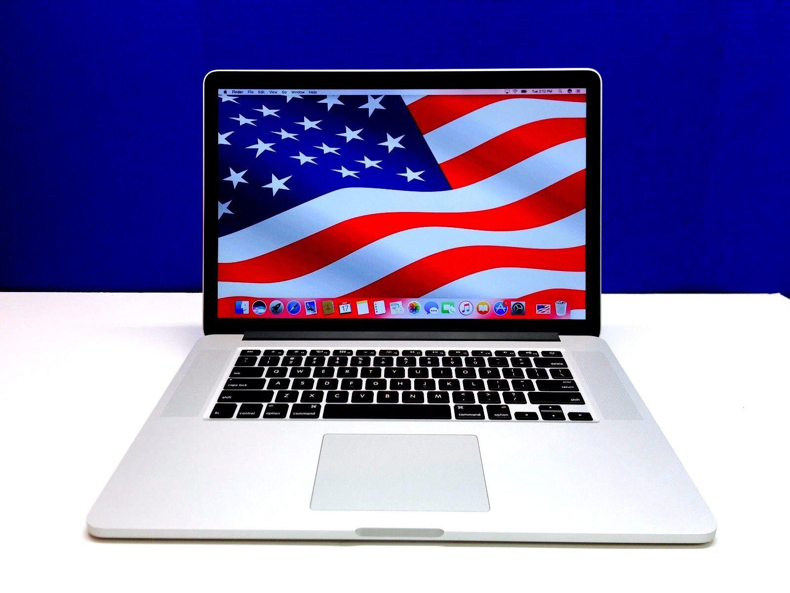 15 MacBook Pro Retina OSX 2015 *2.6Ghz Core i7 / 16GB / 512GB SSD* 1 Yr Wrnty!