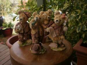 craft ceramic bears baby and children Melton West Melton Area Preview