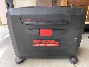 Engel Battery Box incl Giant Power 140AH 12V AGM Deep Cycle Battery