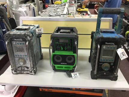 Work Tradies Radios For Sale!