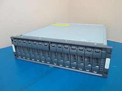 Network Appliance NetApp 106-02081 Storage Array 31633-04 w/ 2x 108-02080 PS
