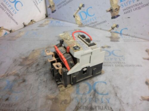 ARROW HART AH32-233-U-20 50 A 600 VAC SIZE 2 3 PH 25 HP CONTACTOR
