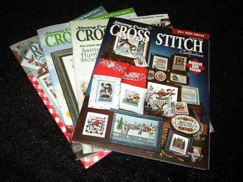 Stoney Creek Cross Stitch Collection Magazine YOU CHOOSE! Holiday, Gift Ideas, +