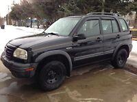For Sale 2004 Suzuki Vitara 4x4