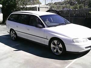 2000 Holden Commodore Wagon Binalong Bay Break ODay Area Preview
