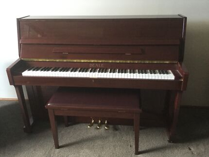 Beale upright piano in excellent condition