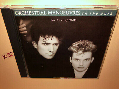 BEST of OMD 16 hits CD If You Leave Secret So In Love Dreaming Forever Live