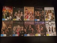 The Hills, Laguna Beach, The City - Reality TV DVD Bundle 10 DVDS Tullamarine Hume Area Preview
