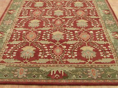 New William Morris 2.5x9 3x5 5X8 8X10 9X12 ART and Craft wool area rugs FL8