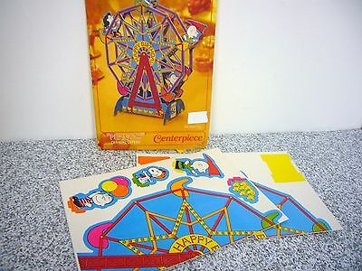 Hallmark Peanuts Centerpiece Carnival Capers Ferris Wheel Happy Birthday!](Ferris Wheel Centerpiece)