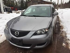 Running Mazda 3 for parts