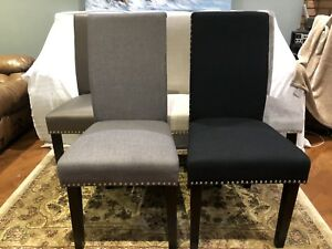 Brand new in box parson chairs $120/each.
