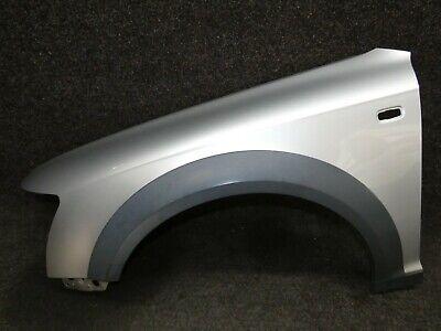 Genuine Audi A6 4f Allroad Mudguard Left Vl Wide Body Ly7w Silver 4f0821103e T