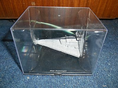 Star Wars Imperial Star Destroyer Die Cast Model New
