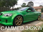 HOLDEN VE SS/V 2008 (CAMMED) on DIRECT GAS Sunbury Hume Area Preview