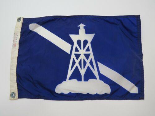 11 X 17 NYLON FLAG YACHT CLUB SAILBOAT SHIP BOAT SIGNAL (C2.5B422)
