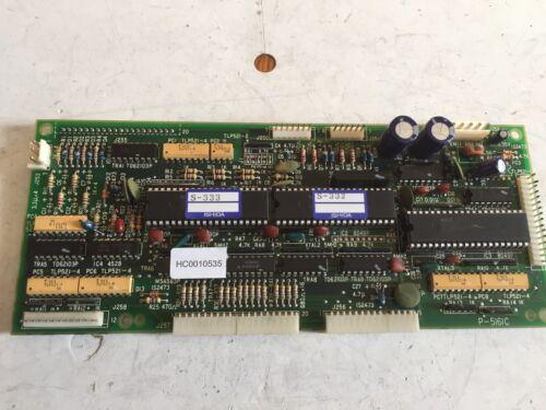 USED ISHIDA P-5161D PACKING SCALE PC TIMING BOARD P-516IC  P-516ID P-5161C,AZ
