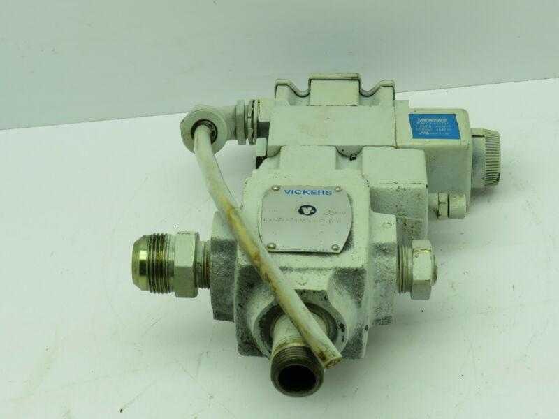 Eaton Vickers CT5060ACVMFWB5100 Hydraulic Valve Assembly DG4V-3S-OBL-M-FW-B5-60