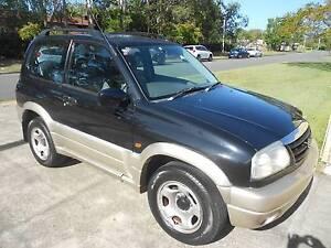 2002 Suzuki Grand Vitara Coupe Tewantin Noosa Area Preview