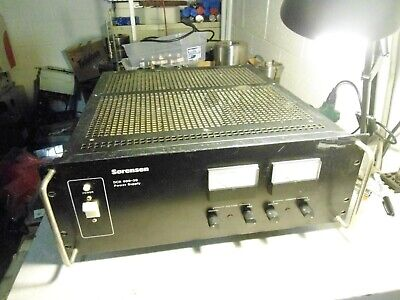 Sorensen Dcr 600-3b Power Supply