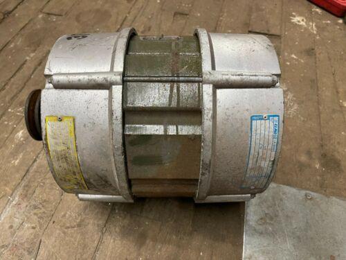 Wascomat W125 Motor 220V 3PH with New Bearing