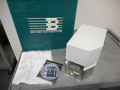 Brooks Automation 002-7391-07 Wafer Aligner Robot Waculine 7aculine 8 Users M.
