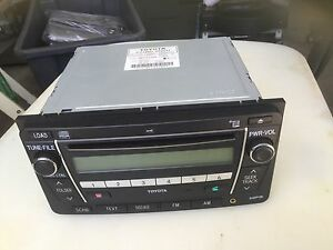 Radio/CD player Condon Townsville Surrounds Preview