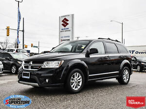 2016 Dodge Journey SXT 7 Passenger