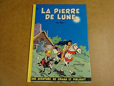BD / JOHAN ET PIRLOUIT T.4 - LA PIERRE DE LUNE