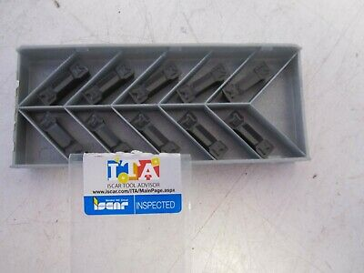 Lot Of 10 Iscar Hfpl6004 Ic428 Carbide Inserts New