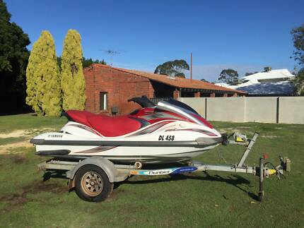 **Yamaha FX140 2006 Jetski** Floreat Cambridge Area Preview