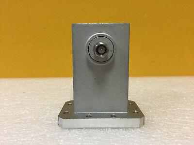 Cobham Cmt Ra137-sma-m-1a-a Wr-137 To Sma M Waveguide Coax Adapter. Tested
