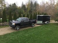 Truck and trailer for hire Fraser valley