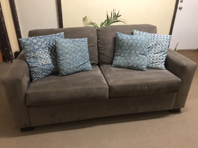 Terrific Sofa Bed Sofas Gumtree Australia Wollongong Area Caraccident5 Cool Chair Designs And Ideas Caraccident5Info