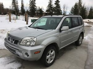 2006 Nissan X Trail rare manual transmission!