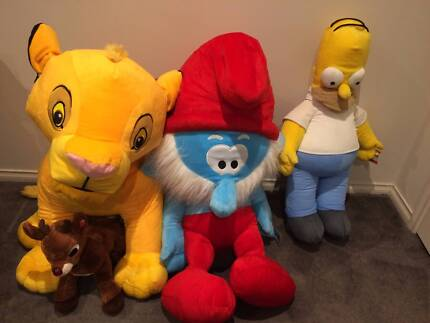 GIANT NEW SOFT TOYS (FOAM FILLED) ***MAKE AN OFFER*** Epping Whittlesea Area Preview