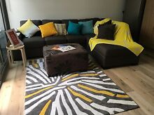 Vancouver Focus on Furniture Couch & Ottoman Aspendale Gardens Kingston Area Preview