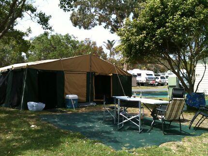 Off road camper trailer Belmont North Lake Macquarie Area Preview