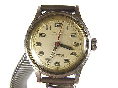 WW2 Named Pilots United States Army Air Force Military Birks Waterproof Watch