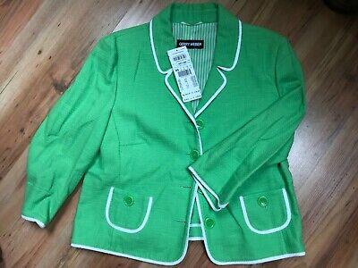 Jacke / Kostümjacke von Gerry Weber in Grün , Größe 40 ()