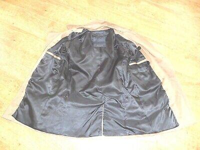 Zara man trench veste imperméable  homme 4 poches  / 40f/ parfait etat