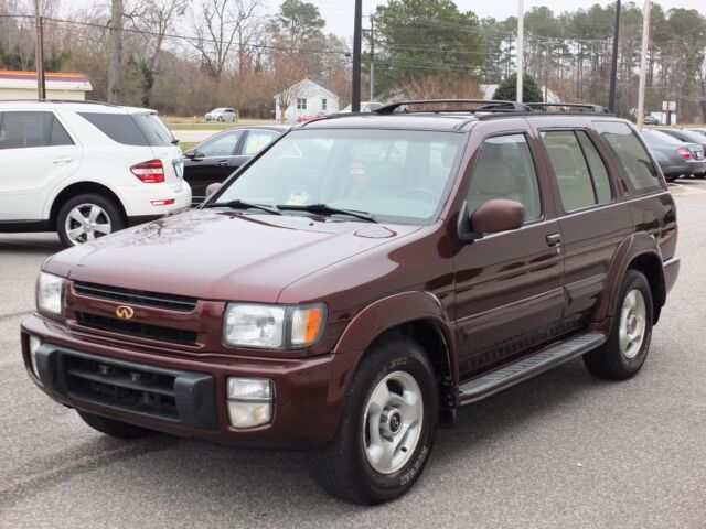 1997 Infiniti Qx4 4wd - Bose - Cd - H/s - Sunroof - Needs ...