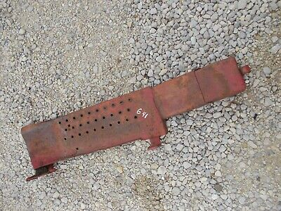 Ford 641 600 Tractor Step Bracket Foot Rest W Tool Box Mounting Brackets