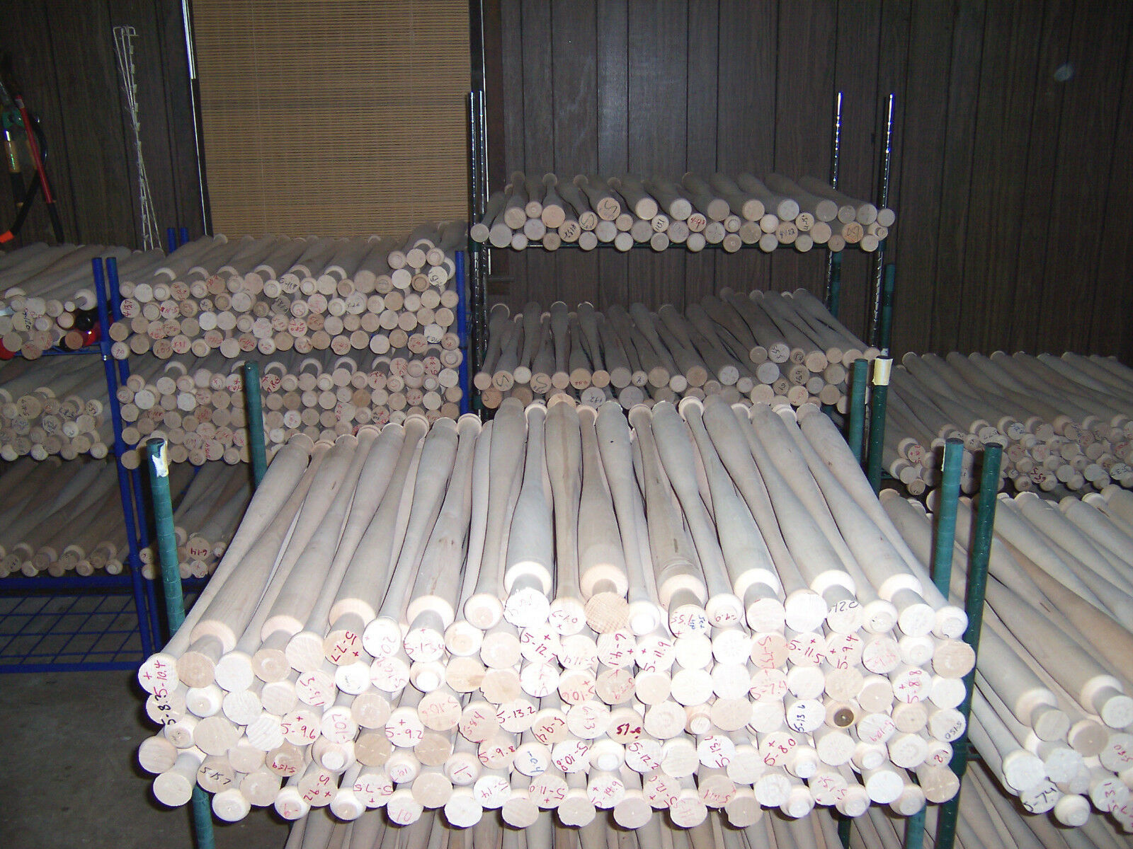 Wood Baseball Bats (Blem Bats) Maple, Ash, Birch - SELECT THE LENGTHS YOU  NEED · $15 00 · Baseball-Adult & High School