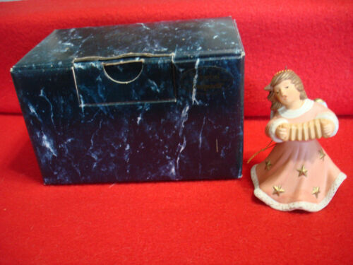 Goebel Hummel Limited Fourth Edition Annual Angel Bell 1997 New with Box